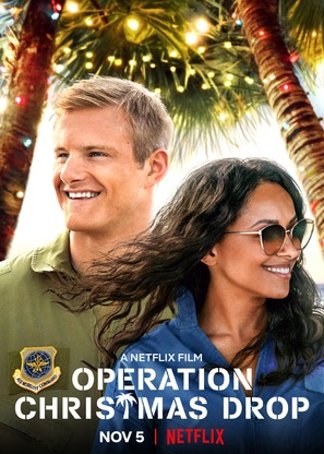 Operation Christmas Drop - Movie Poster (thumbnail)