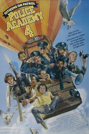 Police Academy 4: Citizens on Patrol - Movie Poster (thumbnail)