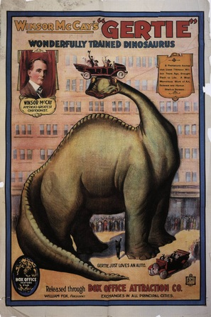 Gertie the Dinosaur - Movie Poster (thumbnail)