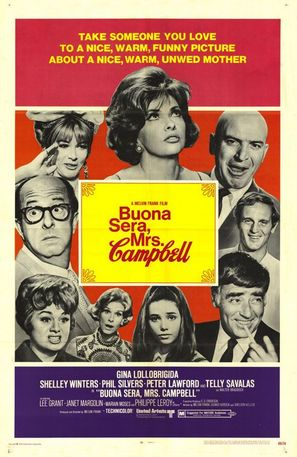 Buona Sera, Mrs. Campbell - Movie Poster (thumbnail)
