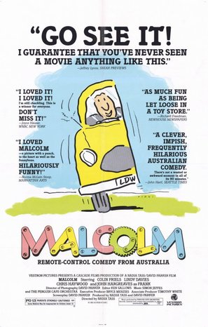 Malcolm - Movie Poster (thumbnail)