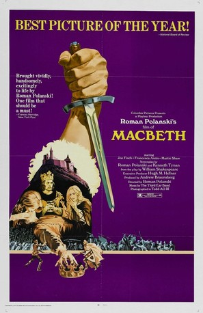 The Tragedy of Macbeth - Movie Poster (thumbnail)