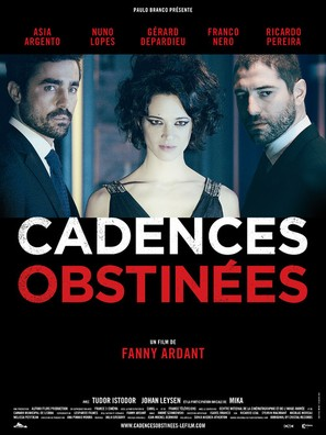 Cadences obstinées - French Movie Poster (thumbnail)