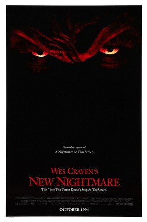 New Nightmare - Advance poster (thumbnail)