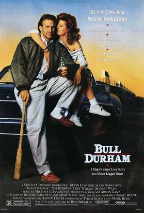 Bull Durham - Movie Poster (thumbnail)