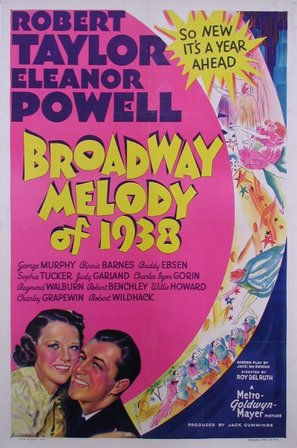 Broadway Melody of 1938 - Movie Poster (thumbnail)