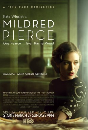 """Mildred Pierce"" - Movie Poster (thumbnail)"