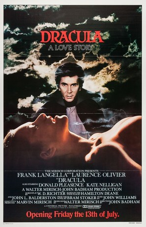 Dracula - Advance movie poster (thumbnail)