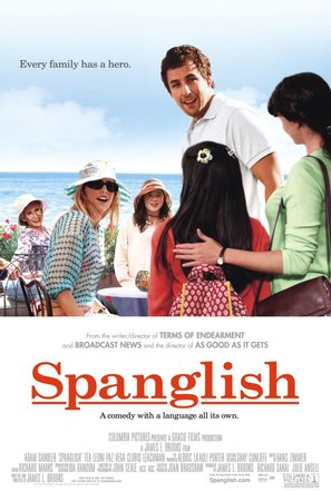 Spanglish - Movie Poster (thumbnail)