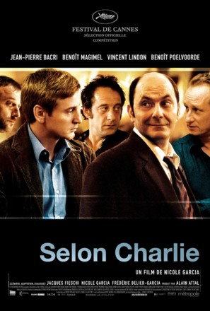 Selon Charlie - French poster (thumbnail)