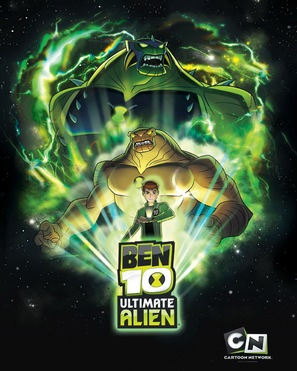 """Ben 10: Ultimate Alien"" - Movie Poster (thumbnail)"
