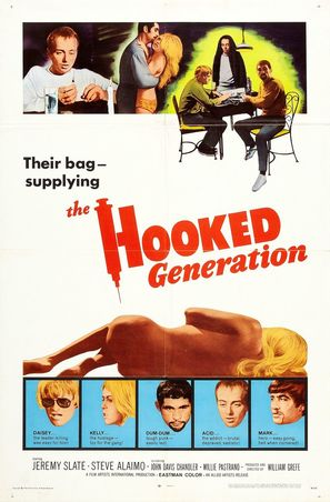 The Hooked Generation - Movie Poster (thumbnail)