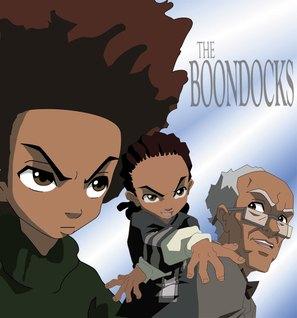 """The Boondocks"" - poster (thumbnail)"