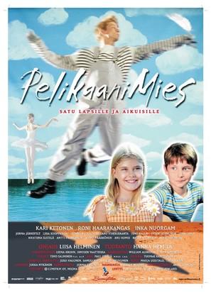Pelikaanimies - Finnish Movie Poster (thumbnail)