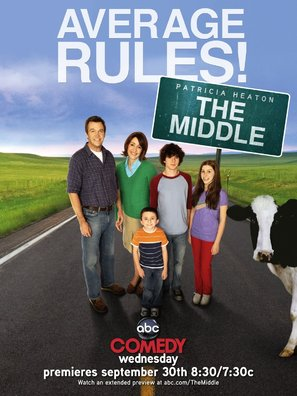 """The Middle"" - Movie Poster (thumbnail)"