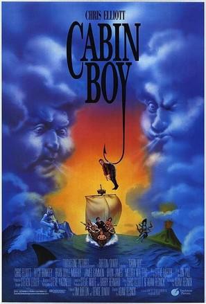 Cabin Boy - Movie Poster (thumbnail)