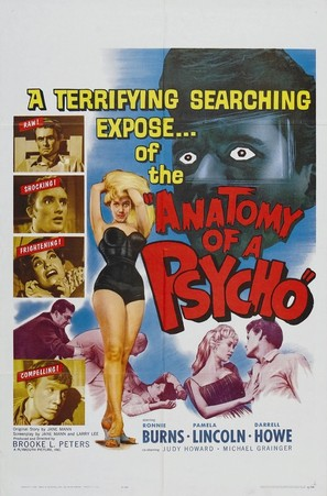Anatomy of a Psycho - Movie Poster (thumbnail)