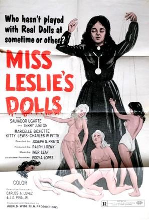 Miss Leslie's Dolls - Movie Poster (thumbnail)