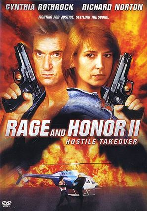 Rage and Honor II - poster (thumbnail)