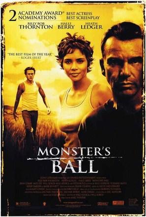 Monster's Ball - Movie Poster (thumbnail)