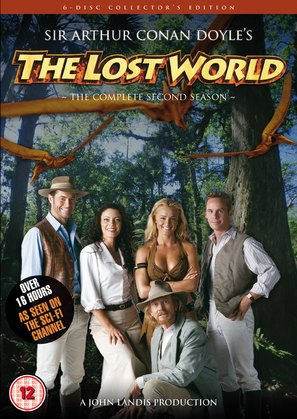 """""""The Lost World"""" - Movie Cover (thumbnail)"""