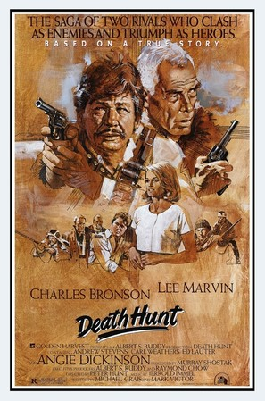 Death Hunt - Movie Poster (thumbnail)