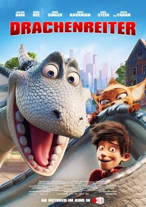 Dragon Rider - German Movie Poster (thumbnail)