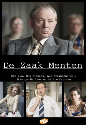 """De Zaak Menten"" - Dutch Movie Cover (thumbnail)"