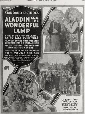 Aladdin and the Wonderful Lamp - poster (thumbnail)