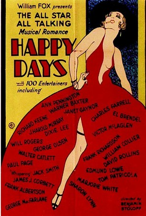 Happy Days - Movie Poster (thumbnail)