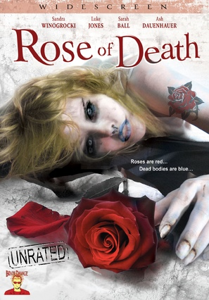 Rose of Death - DVD cover (thumbnail)