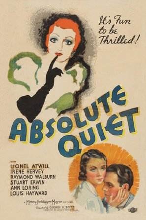 Absolute Quiet - Movie Poster (thumbnail)