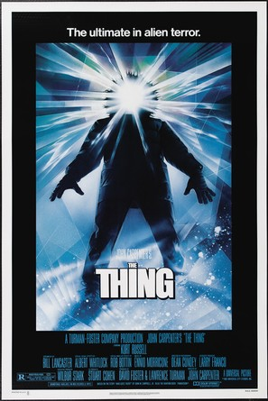 The Thing - Movie Poster (thumbnail)