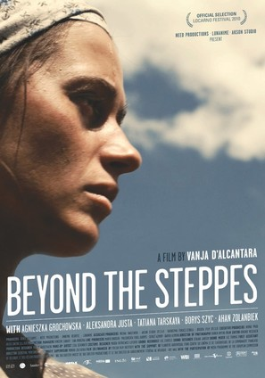 Beyond the Steppes - Belgian Movie Poster (thumbnail)