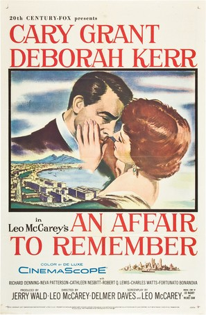 An Affair to Remember - Movie Poster (thumbnail)