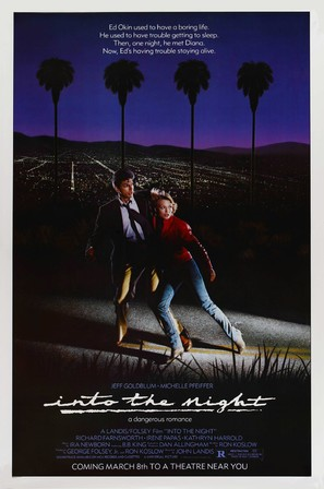 Into the Night - Movie Poster (thumbnail)