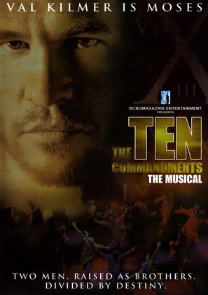 The Ten Commandments: The Musical - Movie Cover (thumbnail)