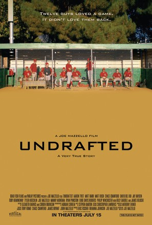 Undrafted - Movie Poster (thumbnail)