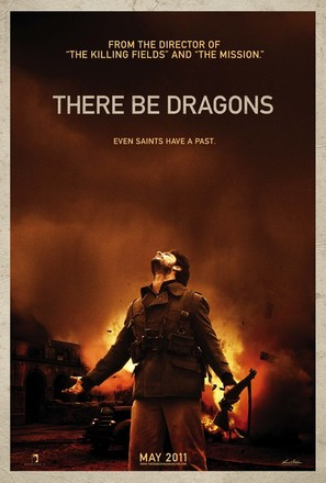 There Be Dragons - Movie Poster (thumbnail)