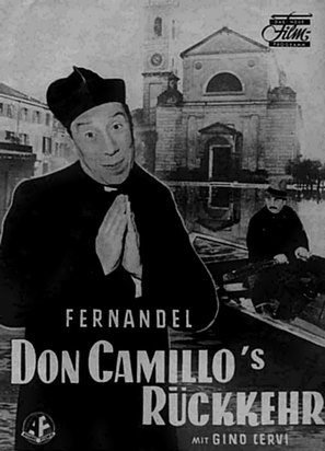 Le retour de Don Camillo