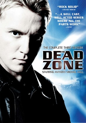 """""""The Dead Zone"""" - DVD cover (thumbnail)"""