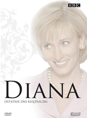 Diana: Last Days of a Princess - Polish DVD movie cover (thumbnail)