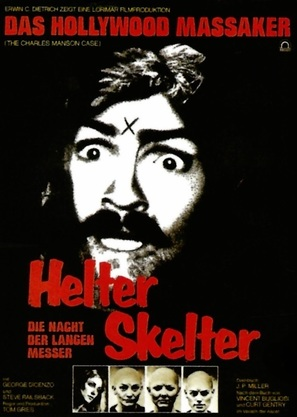 Helter Skelter - German Movie Poster (thumbnail)