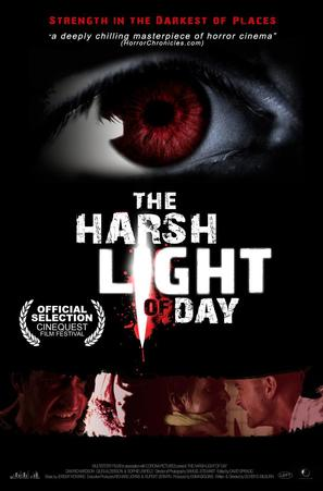The Harsh Light of Day - British Movie Poster (thumbnail)