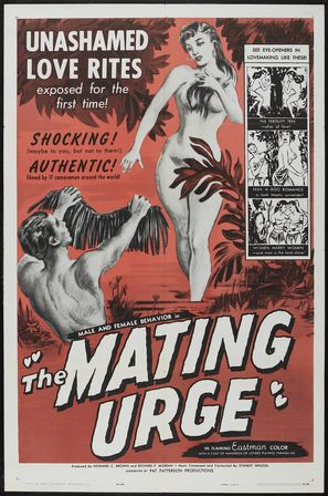 The Mating Urge - Movie Poster (thumbnail)