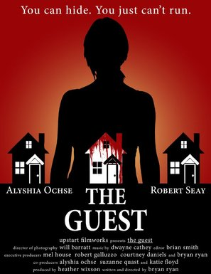 The Guest - Movie Poster (thumbnail)