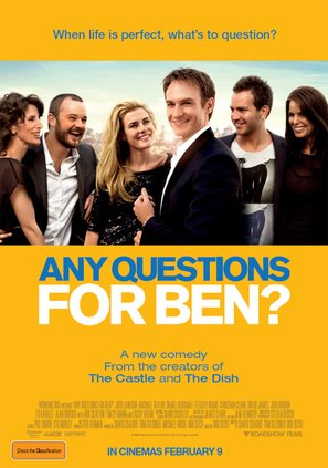 Any Questions for Ben? - Australian Movie Poster (thumbnail)