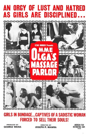 Mme. Olga's Massage Parlor - Movie Poster (thumbnail)