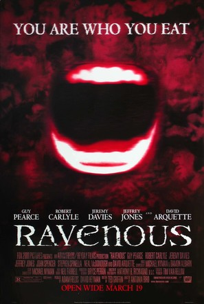 Ravenous - Movie Poster (thumbnail)