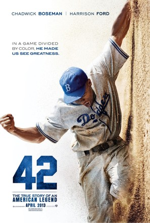42 - Theatrical movie poster (thumbnail)